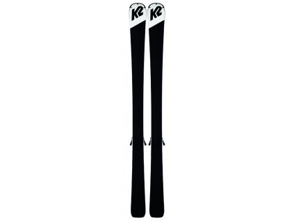 K2 ANTHEM 82 + ERC 11 TCX LIGHT QUIKCLIK black silver SET (2019/20) (velikost 167 cm)