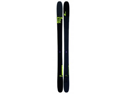 K2 POACHER + SQUIRE 11 ID black SET (2019/20)