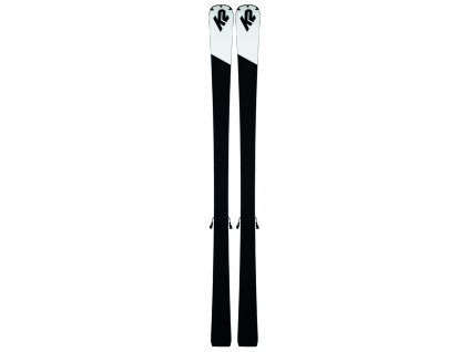K2 SUPER CHARGER + MXCELL 12 TCX QUIKCLIK black - white / anthracite SET (2019/20) (velikost 182 cm)