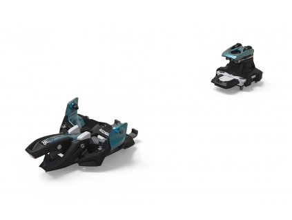 MARKER ALPINIST 8 black turquoise