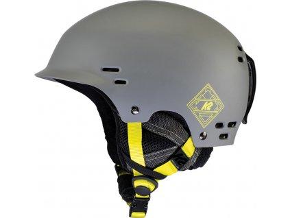 10E4004 1 2 K2 Helmet Thrive MidGrey