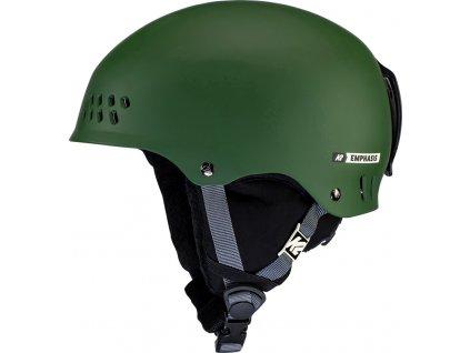 10E4008 1 3 K2 Helmet Emphasis ForestGreen