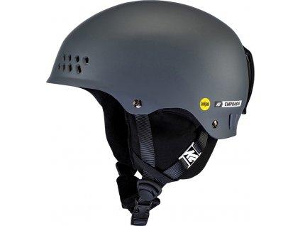 10E4023 1 2 K2 Helmet EmphasisMIPS Charcoal