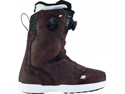 11E2008 1 2 K2 Boot Boundary Brown 07