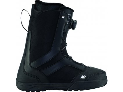 11E2011 1 1 K2 Boot Raider Black 07