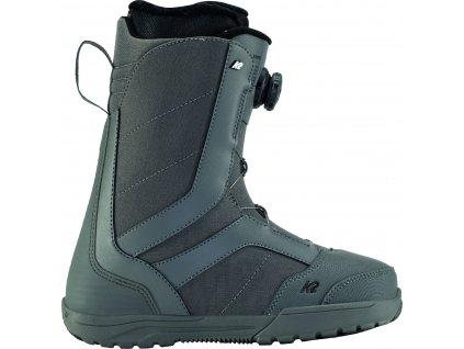 11E2011 1 2 K2 Boot Raider Grey 07