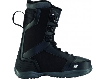 11E2013 1 1 K2 Boot RoskoLace Black 07