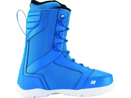 11E2013 1 2 K2 Boot RoskoLace Blue 07