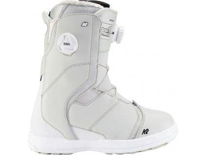 11E2018 1 2 K2 Boot Contour Grey 07