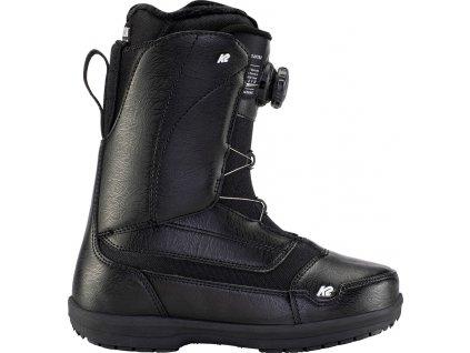 11E2020 1 1 K2 Boot Sapera Black 07