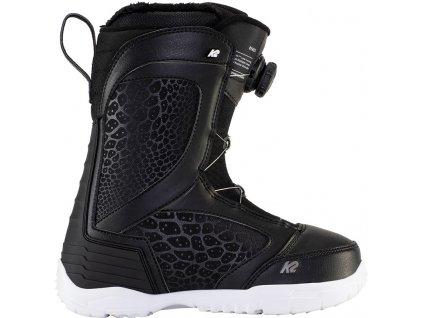 11E2023 1 1 K2 Boot Benes Black 07