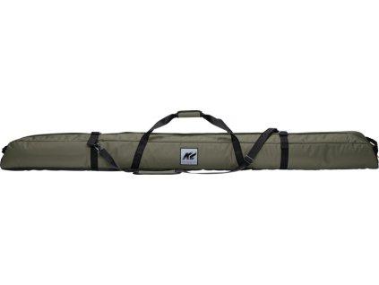20E5000 1 3 Single Padded Ski Bag MLT green