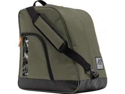 20E5004 1 3 Boot Bag Green
