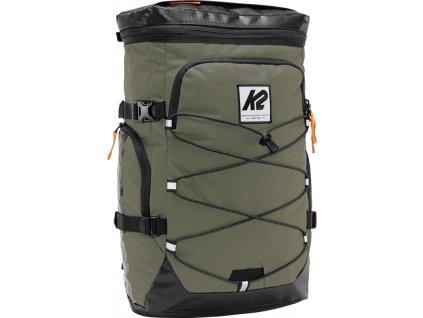 20E5005 1 3 Backpack Green