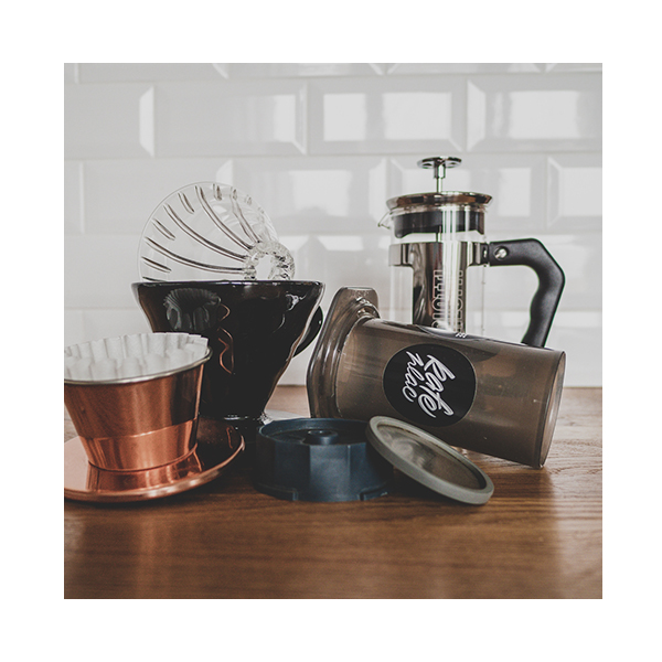 Způsoby filtrování kávy