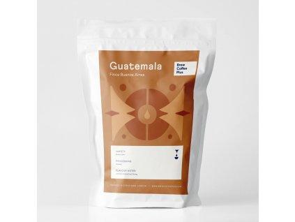 brew coffee plus guatemala