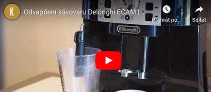 Video - proč odvápňovat kávovar?