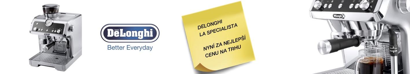 Delonghi la specialista