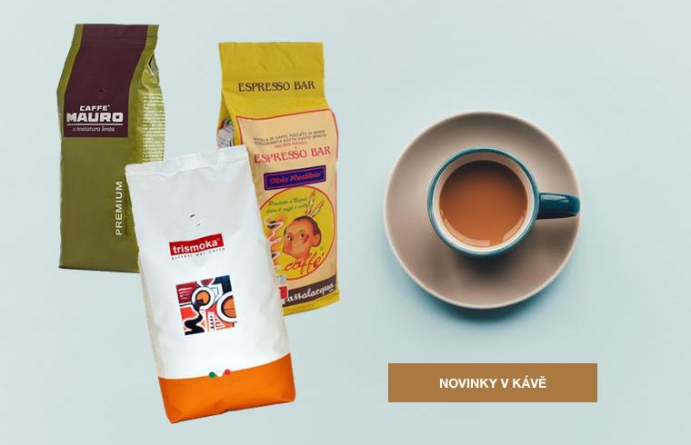 Novinky v Kávě