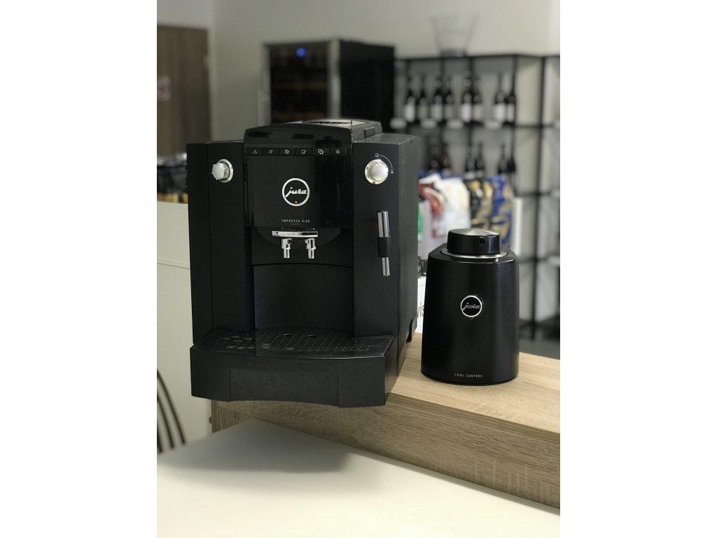 JURA Impressa XF50 - použitý kávovar