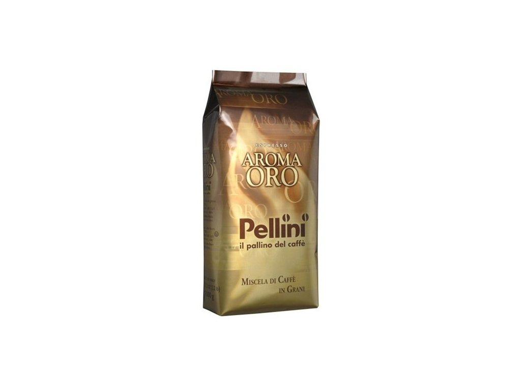 Pellini Aroma Oro 1 Kg zrnková káva