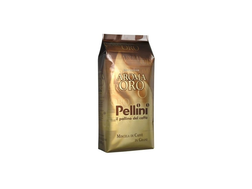 Pellini Aroma Oro Gusto Intenso 1 Kg zrnková káva