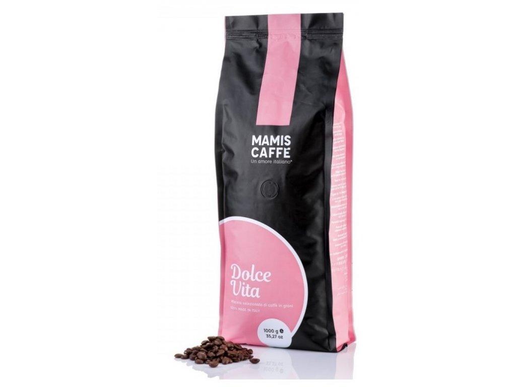 zrnkova kava mami s caffe dolce vita 1 kg