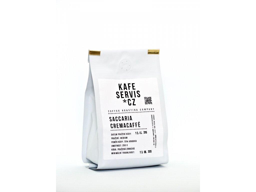 Saccaria Crema caffé 250 g
