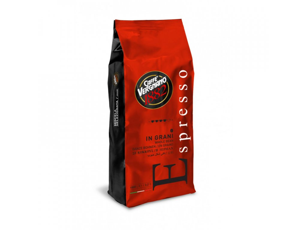 vergnano espresso bar 1kg zrno