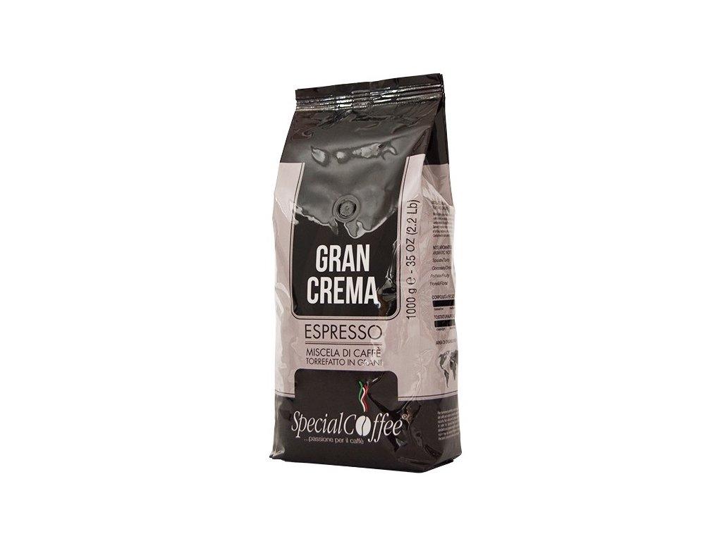SpecialCoffee Gran Crema 6  Kg zrnková káva