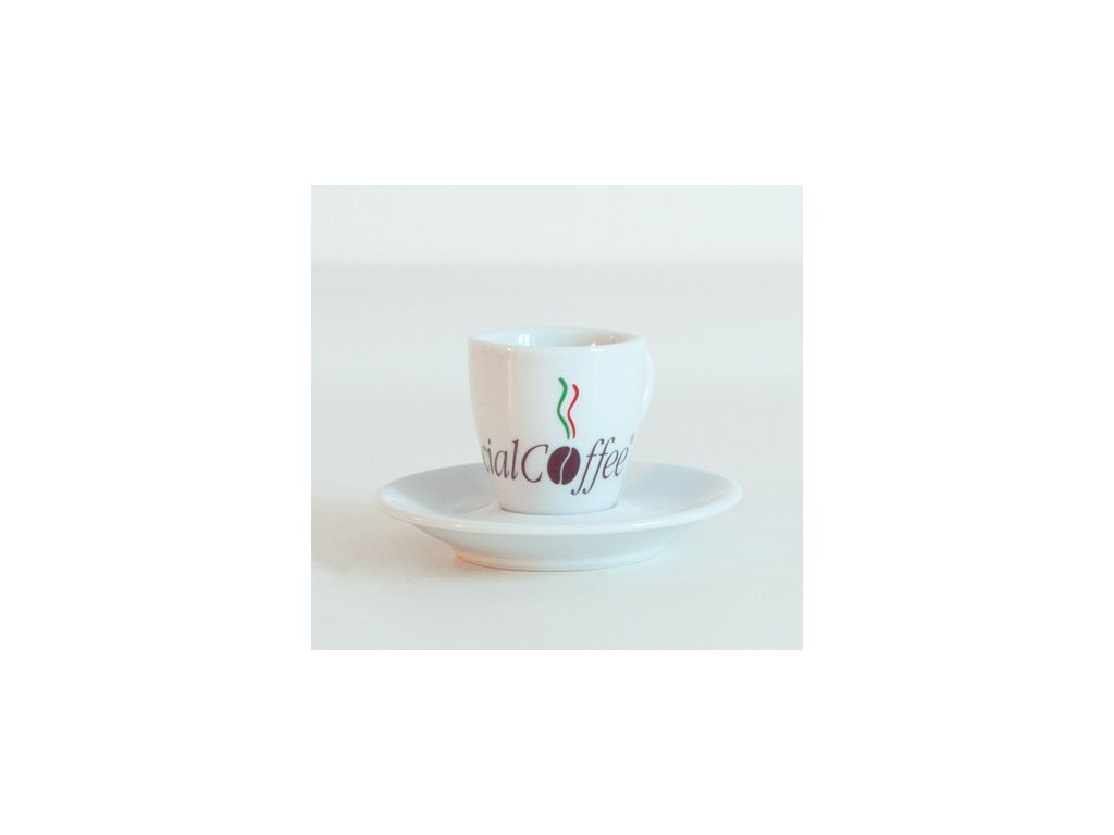 SpecialCoffee Espresso sada šálků 6 Ks