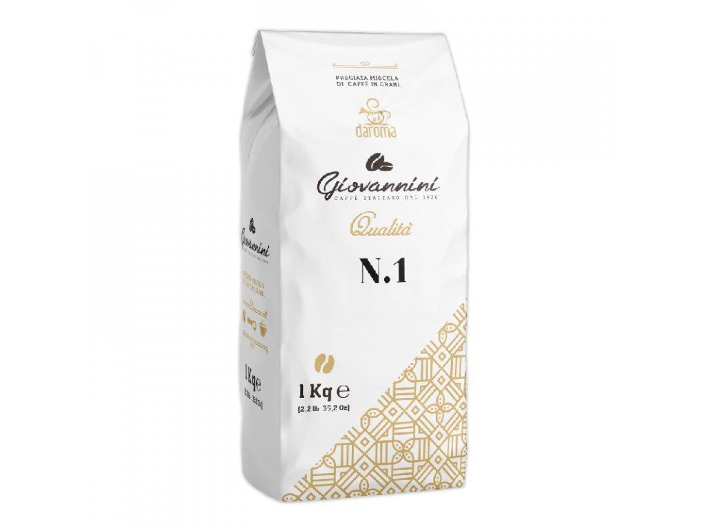 DaRoma N1 1 kg zrnková káva