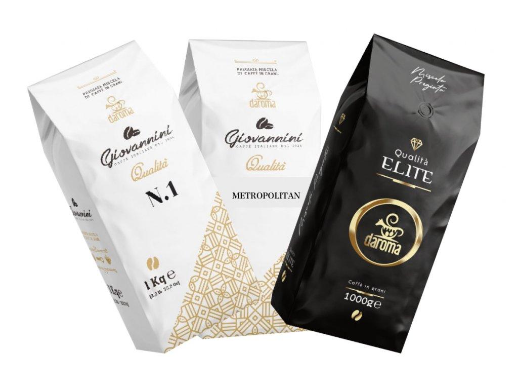 Vyzkoušejte DaRoma Caffé