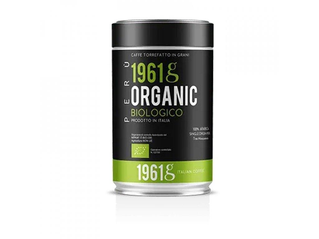 Golde Brasil 100% Organic coffee Peru 250g zrnková káva