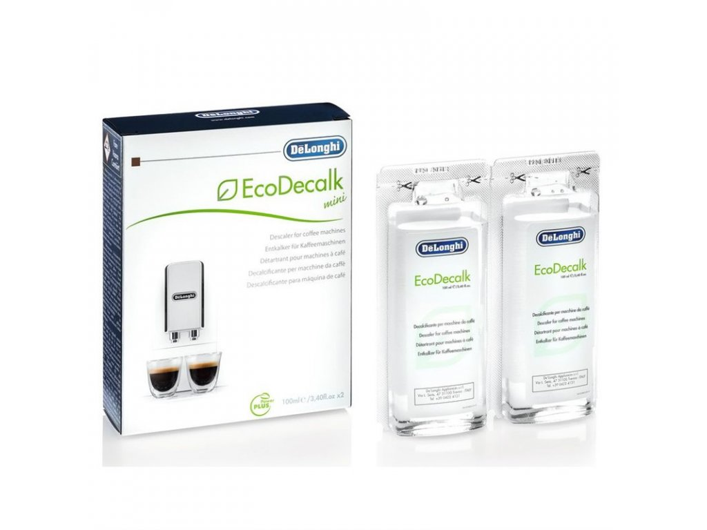 DeLonghi EcoDecalk mini 2 x 100 m dlsc 200