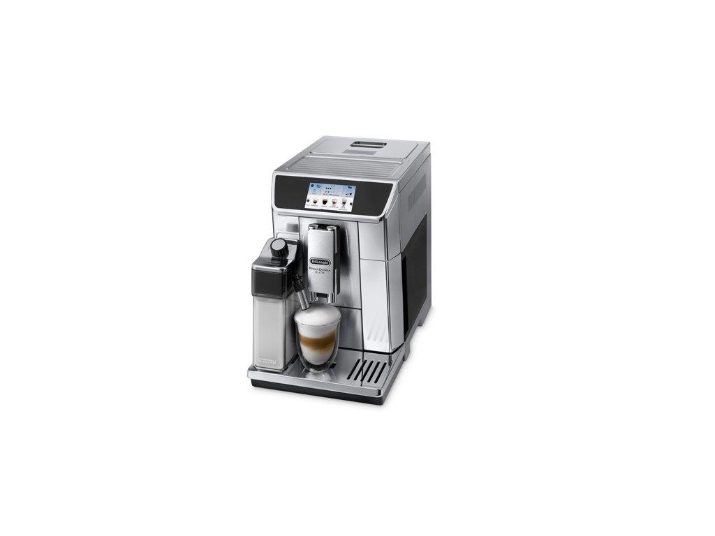 DeLonghi ECAM 650.75.MS  + Sklenice na espresso DeLonghi