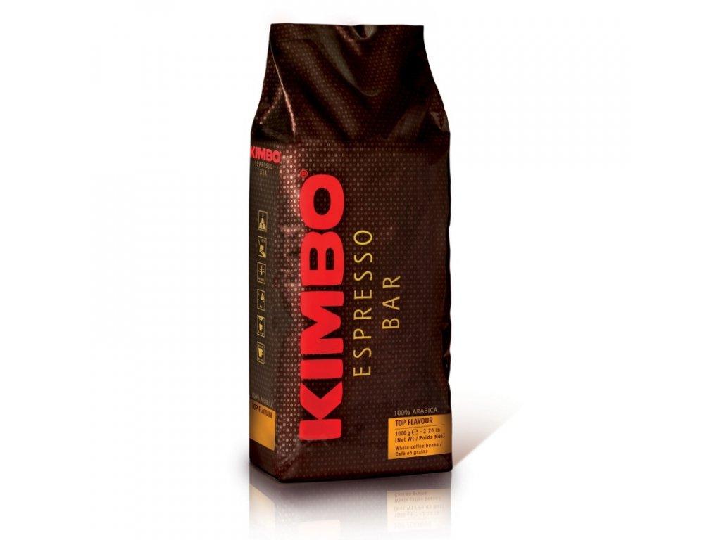 1617 kava kimbo espresso bar 100 arabica top flavour 1