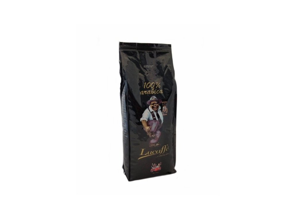 Lucaffe Mr. Exclusive 100% Arabica 1 kg zrnková