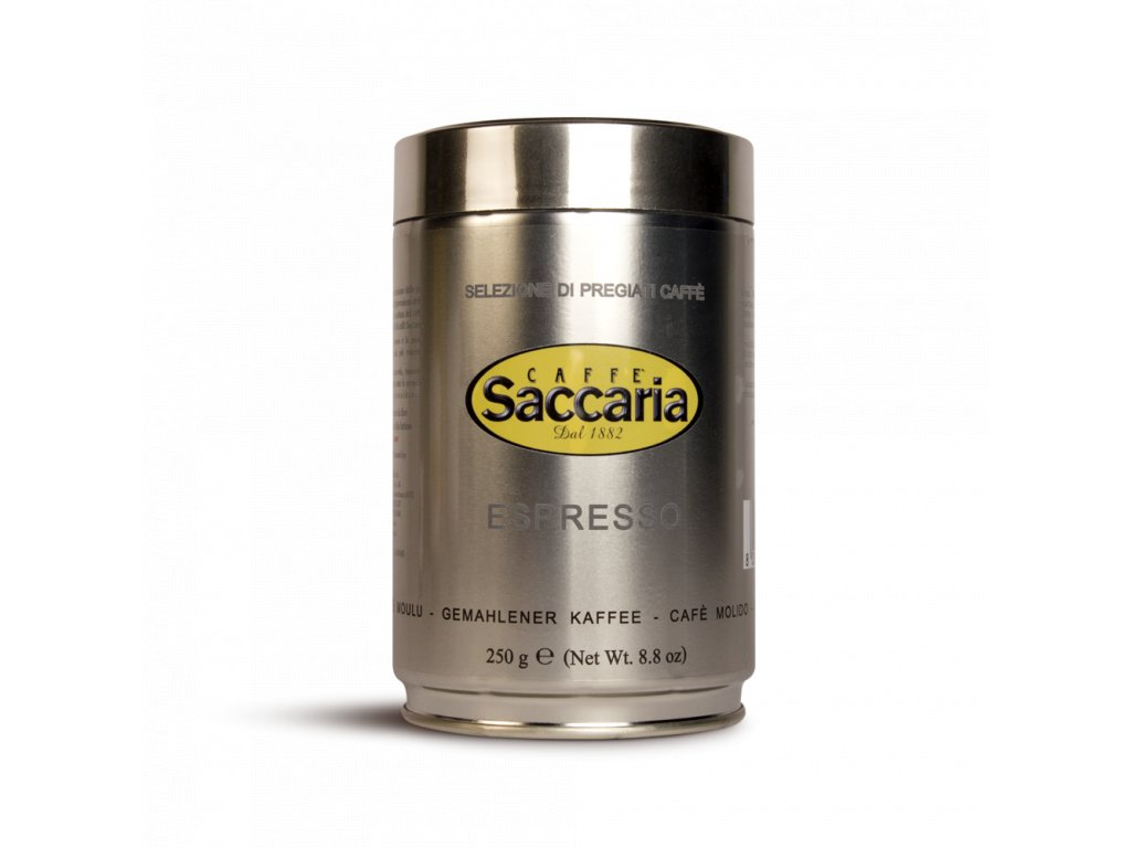 Saccaria Espresso 250 g mletá káva