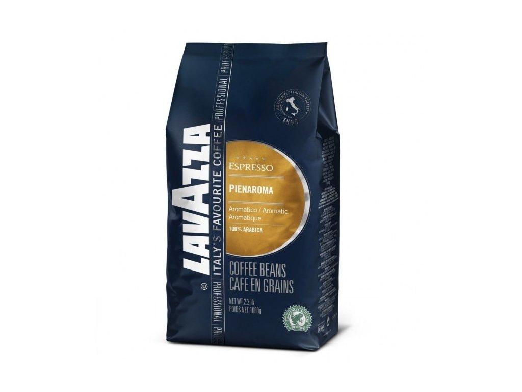 165 kava lavazza pienaroma zrnkova 1