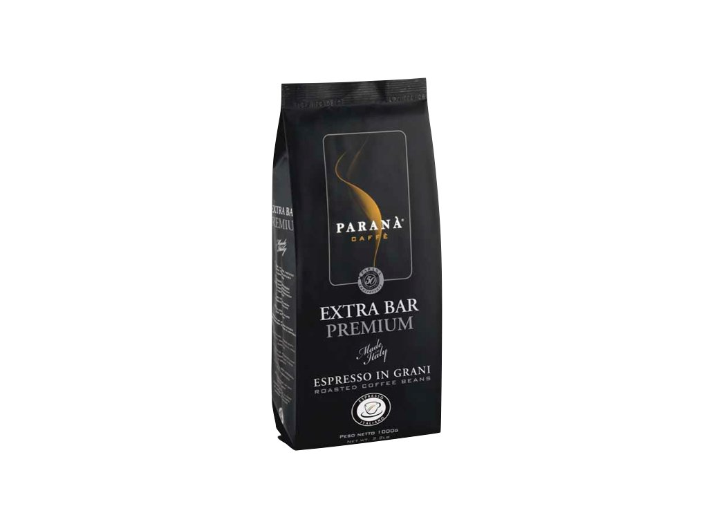 Paraná caffé Extra Bar Premium 6 Kg zrnková káva