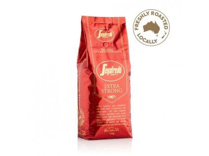 segafredo zanetti extra strong coffee beans 1kg
