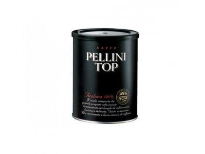 Pellini TOP 100% Arabica 250 g  mletá káva