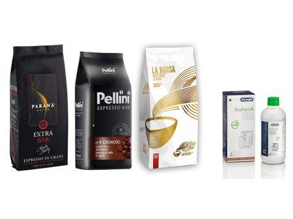Zvýhodněné balení kávy 3x1 Kg OPTIMUM