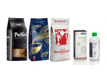 Zvýhodněné balení kávy 3x1 Kg OFFICE