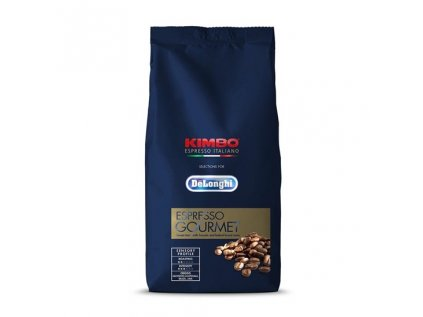 DeLonghi Kimbo Gourmet 250g zrnková káva