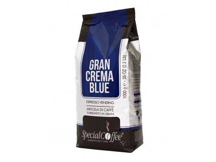 SpecialCoffee Gran Crema Blue 6 Kg zrnková káva