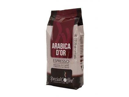 SpecialCoffee Arabica d'Oro 100% arabica 6 Kg zrnková káva