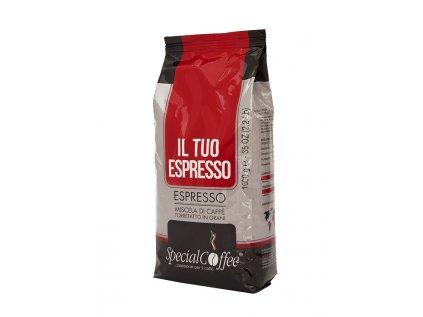 SpecialCoffee Il Tuo Espresso 1 Kg zrnková káva