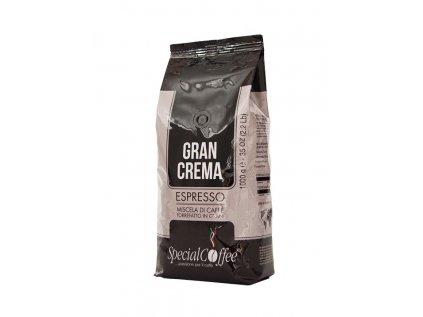 SpecialCoffee Gran Crema 1 Kg zrnková káva